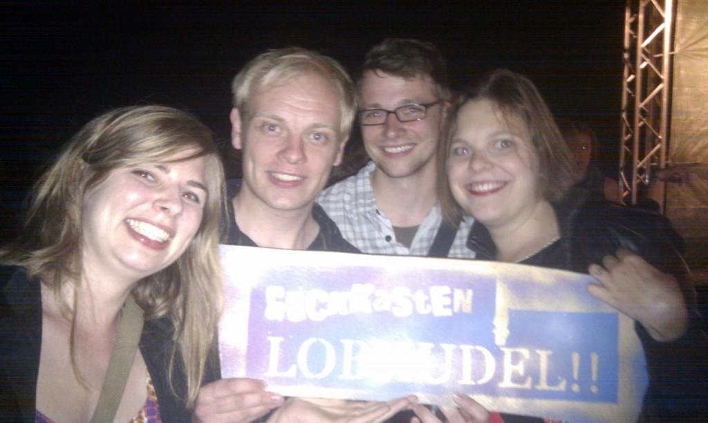 Dramazone mit dem Lobhudel-Award